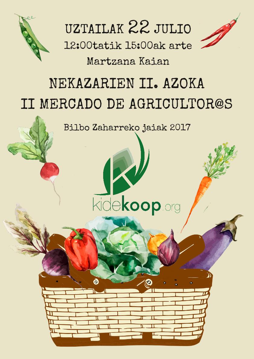 II Mercado de Agricultor@s