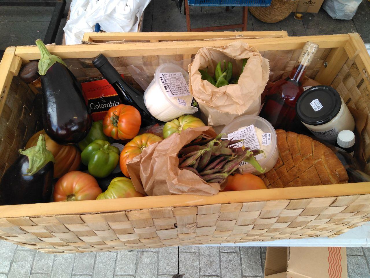 Barazki  eta  fruta